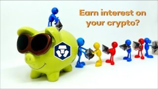 Earning 6-12% Interest on my ETH with Crypto.com's Earn Program! (2019 Review)