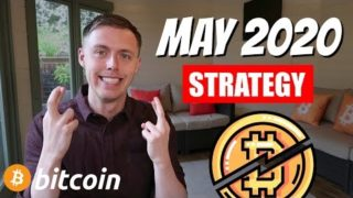 HALVING MONTH! – Crypto Investing Strategy – May 2020
