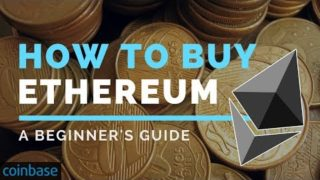 HOW TO BUY ETHEREUM – A Beginner's Guide