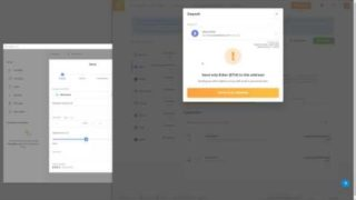 How to deposit Ether (ETH) to your NiceHash wallet? – User Guide