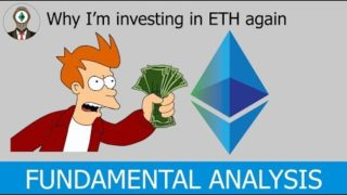 Why I'm investing in ETH again