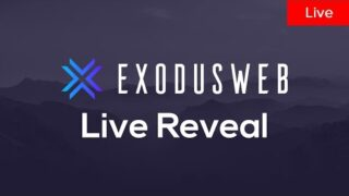 Exodus Web Wallet – Live Reveal   Bitcoin (BTC), Ethereum (ETH) Cryptocurrency Wallet