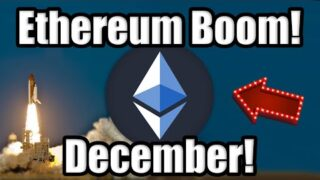 If You Hold Ethereum Cryptocurrency You NEED to See This!   Ethereum About to Explode in December!