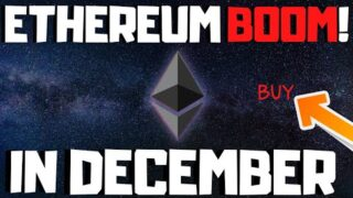 If You Hold Ethereum (ETH) Cryptocurrency You NEED to See This! | Ethereum Will Explode in December!