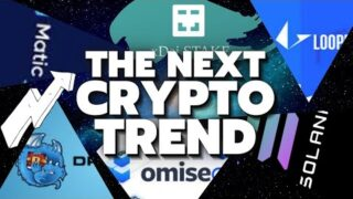 NEXT MAJOR CRYPTOCURRENCY TREND!! Ethereum Layer 2 Scaling! ETH 2.0 Explained