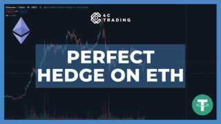 Perfect hedge on #ETH #crypto #trading #4ctrading