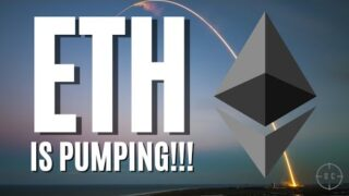 ETH Is Pumping – Ethereum Price Analysis