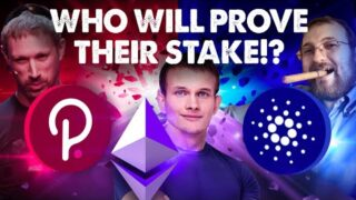 Cardano or Polkadot!? Which Will Flip ETHEREUM!??
