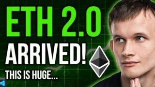 ETHEREUM 2.0 LAUNCHES NOW: THIS IS HUGE!!!