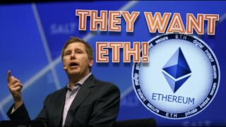 GRAYSCALE INFLOWS OF CAPITAL REVEALS INSTITUTIONS WANT ETHEREUM and NO BITCOIN! Accumulate ETH?