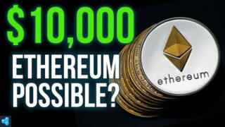 This is how Ethereum could reach $10,000 per coin