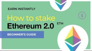 Ethereum 2.0 (ETH 2.0) | How To Stake Guide – Easy Tutorial