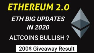 Ethereum 2.0 Testnet soon | Altcoins move and giveaway winners