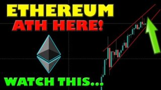 ETHEREUM ABOUT TO CRUSH THE ALL-TIME HIGH! ETH NOW TOP 100 IN MARKETCAP!