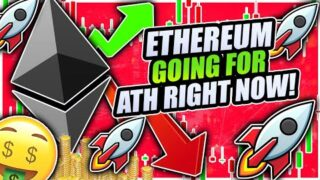 ETHEREUM LAST CHANCE TO BUY BEFORE $2,000!!! WHALES ARE STEALING YOUR BITCOIN BELOW $100,000!!!!