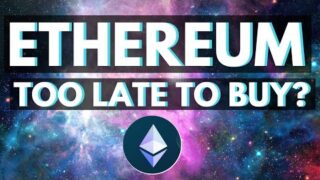 TOO LATE TO INVEST IN ETHEREUM?!! Number one reason why you are super early!