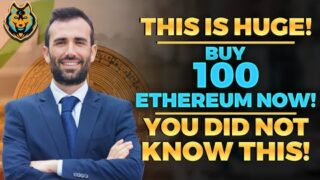 Ethereum Will EXPLODE TO $80,000!! (Massive ETH News) Do This Now! Ethereum Price Prediction, ETH!