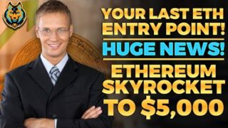 Turn $500 Into $1,000,000 (Become An Ethereum MILLIONAIRE) Ethereum Price Prediction – ETH, Ethereum