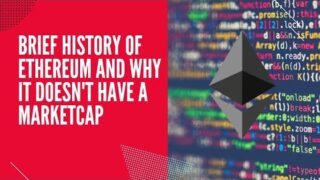 Brief history of Ethereum and why it doesn't have a cap