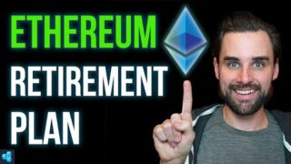 How to Retire off Ethereum in 1 Year
