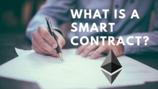 what is a smart contract on Ethereum?