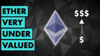 🔴 Ether is MASSIVELY undervalued because…. | Ethereum & DeFi News