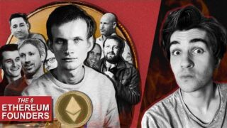 The 8 Founders of Ethereum | The Mysterious Origin Story of Ethereum & Its Eight Cofounders