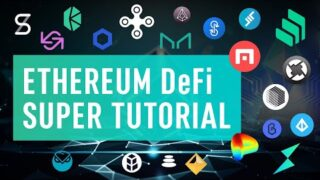 Ethereum DeFi Tutorial – Decentralised Finance Clearly Explained For Beginners