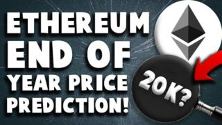 ETHEREUM END OF YEAR PRICE PREDICTION! ETHEREUM PRICE PREDICTION AND TECHNICAL ANALYSIS 2021!