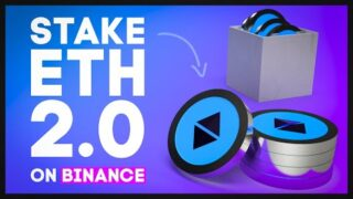 🟣 HOW to STAKE ETH 2.0 on Binance from 0.1$ / What to do with BETH