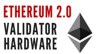 What hardware for an Ethereum 2.0 validator ?