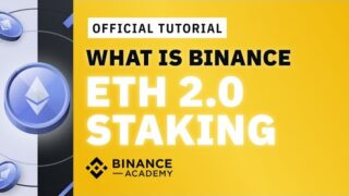 What is Binance ETH 2.0 Staking | #Binance Official Guide
